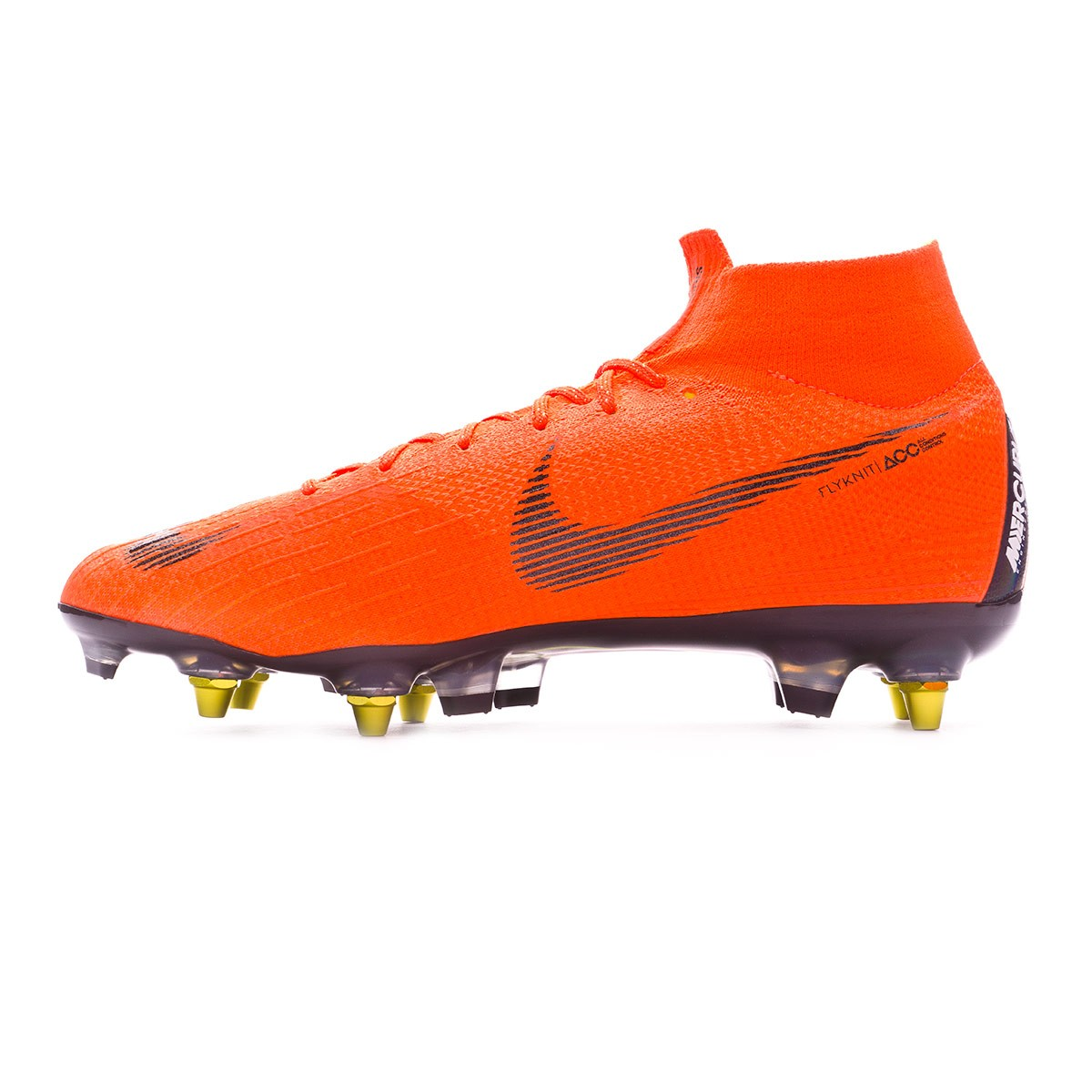 new arrival 3668b 03d8f Boot Nike Mercurial Superfly VI Elite SG-Pro Anti-Clog Total orange-Black-Volt  - Football store Fútbol Emotion