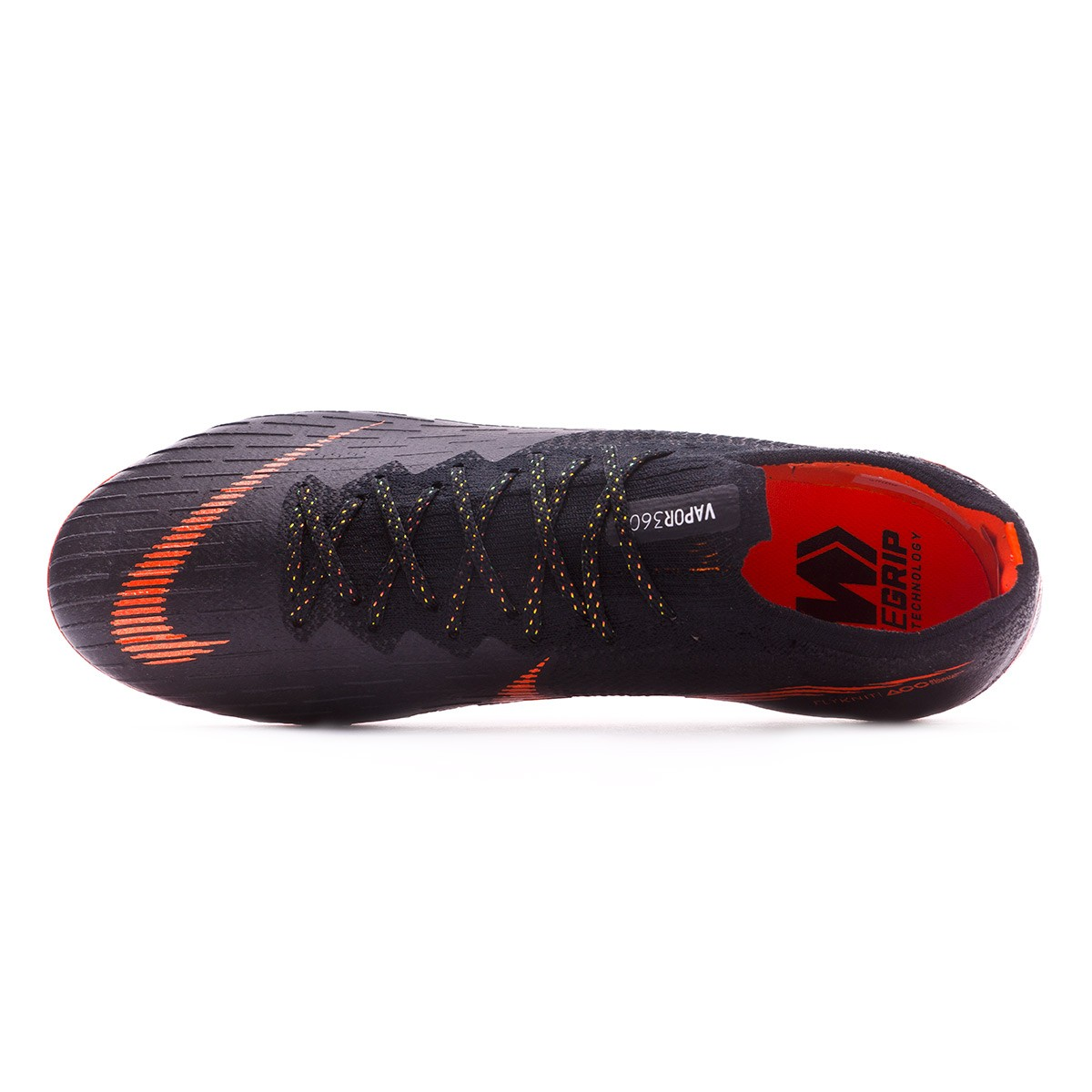 595aa2730ef Football Boots Nike Mercurial Vapor XII Elite AG-Pro Black-Total orange- White - Tienda de fútbol Fútbol Emotion
