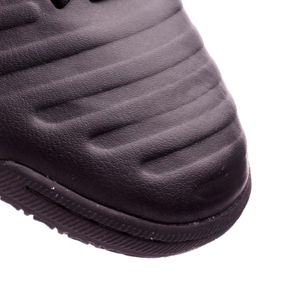 ad4a20cab Futsal Boot Nike Tiempo LegendX VII Club IC Black-Total orange-White ...