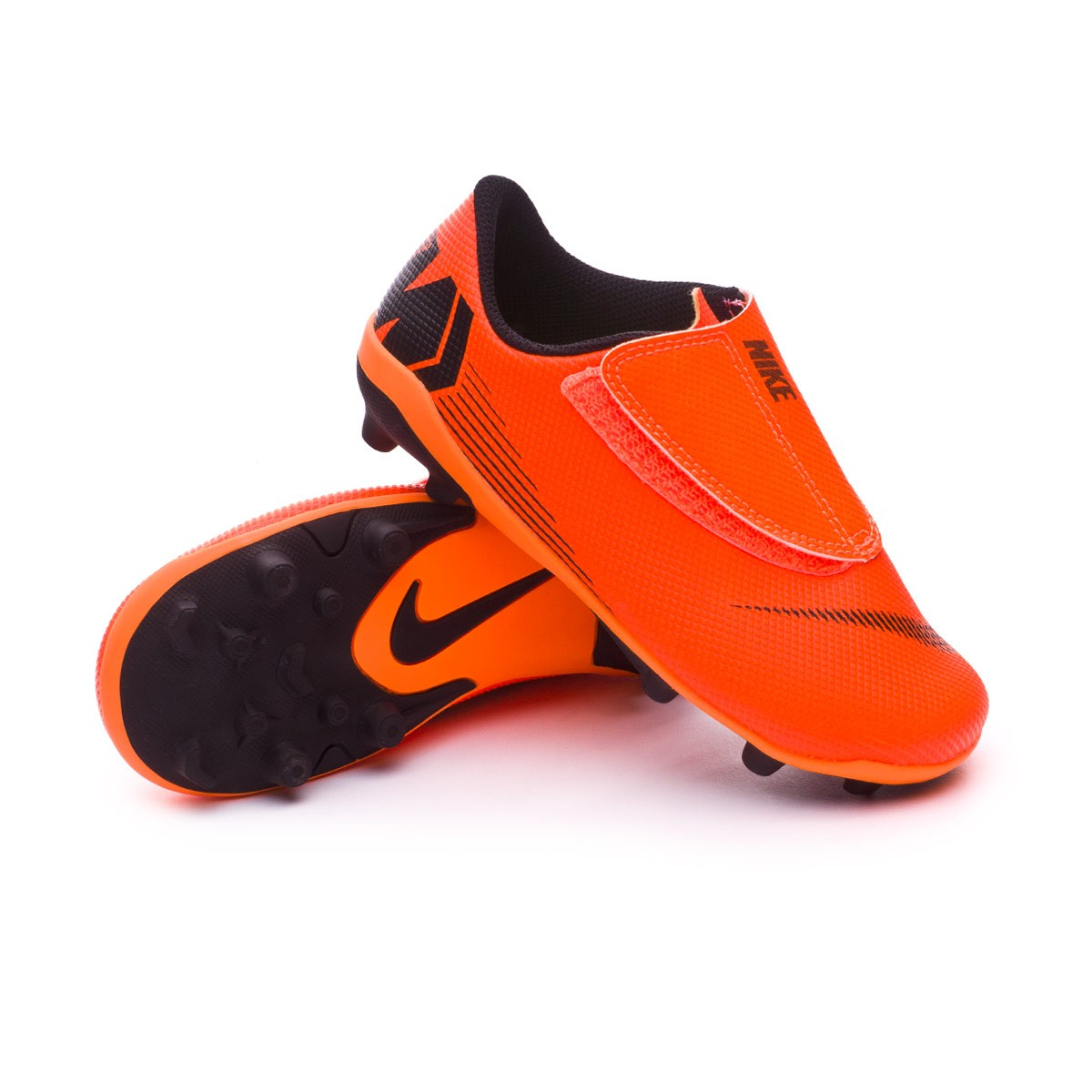 b775283e3 Chaussure de foot Nike Mercurial Vapor XII Club PS Velcro MG Enfant Total  orange-Black-Volt - Boutique de football Fútbol Emotion