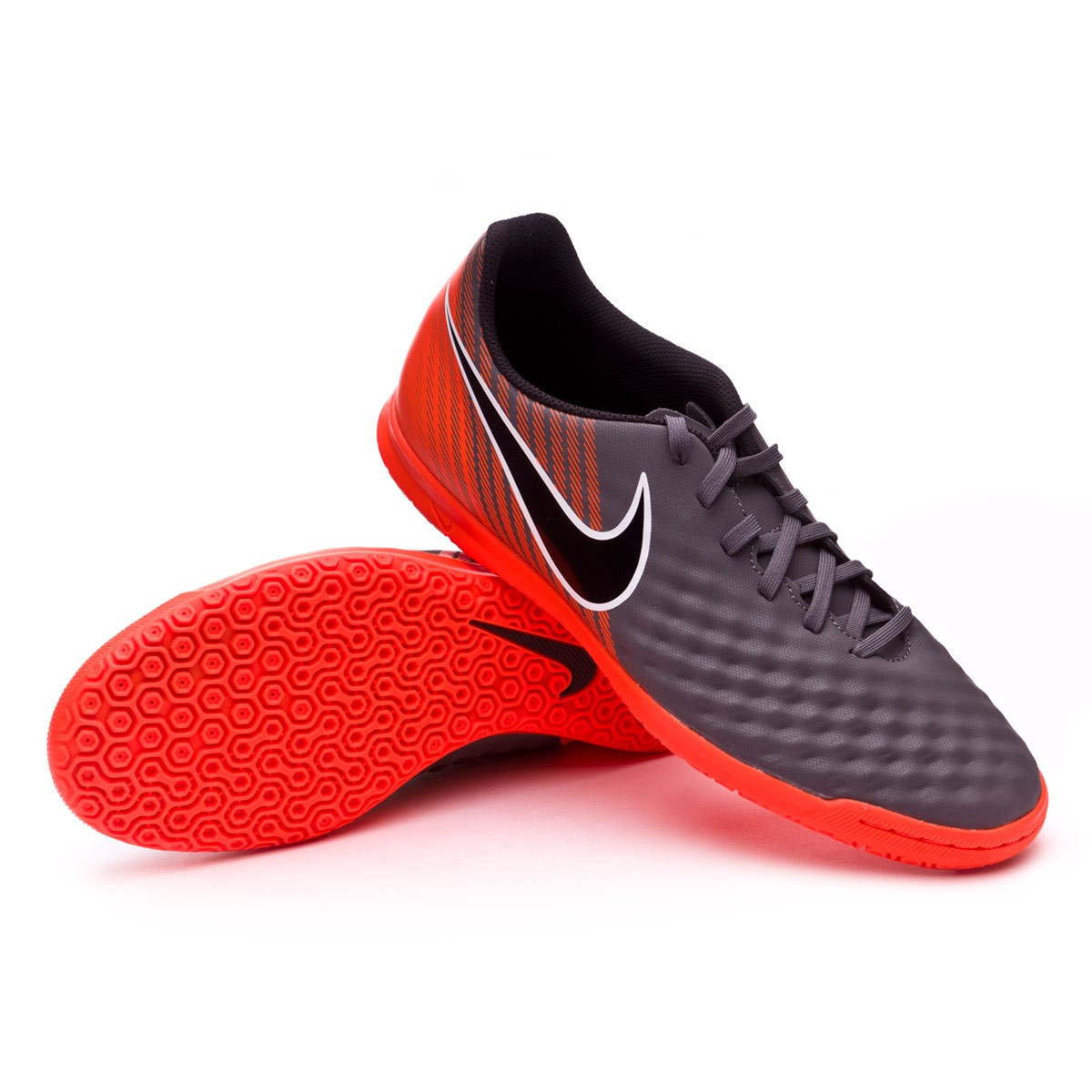 dc18e45e671ff Futsal Boot Nike Magista ObraX II Club IC Dark grey-Black-Total ...