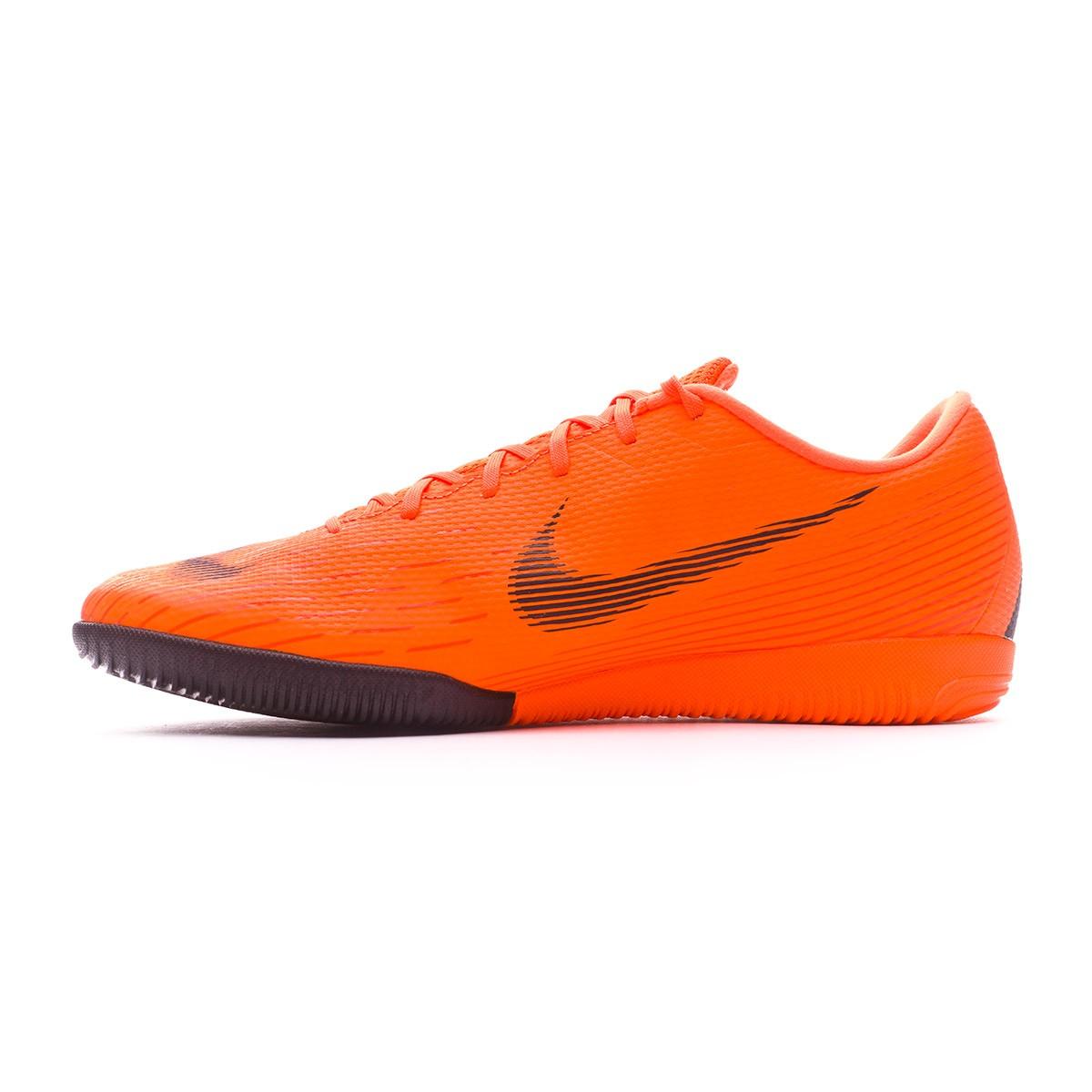 ... Zapatilla Mercurial VaporX XII Academy IC Total orange-Black-Volt.  CATEGORY. Futsal 2feb40e333eeb