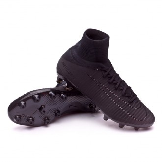 Bota  Nike Mercurial Superfly V AG-Pro Black
