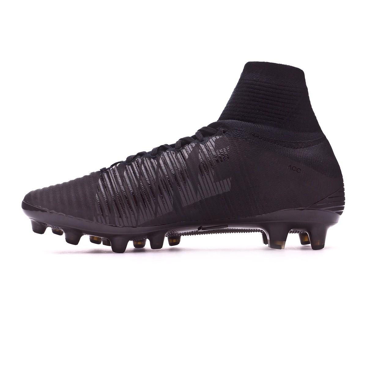 aec1b678df4 Football Boots Nike Mercurial Superfly V AG-Pro Black - Football store  Fútbol Emotion