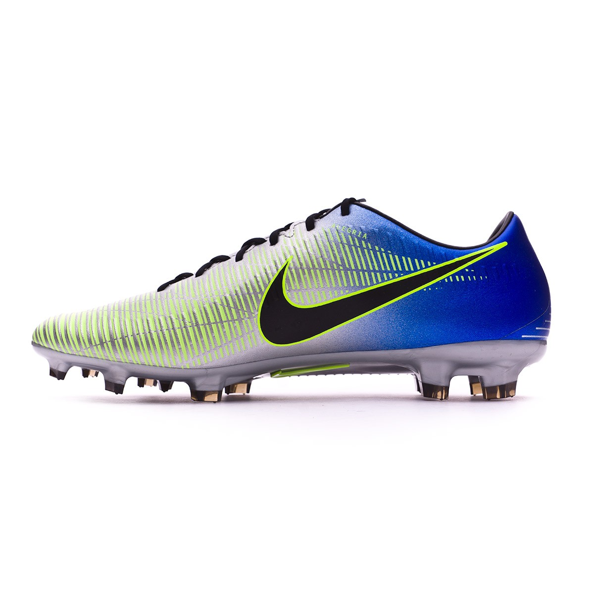 Boot Nike Mercurial Veloce III FG Neymar Racer blue-Black-Chrome ... 1ef744c378615