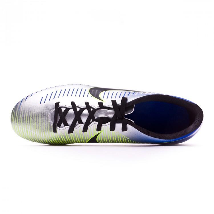 Boot Nike Mercurial Vortex III FG Neymar Racer blue-Black-Chrome ... 9a55ecb6bf0