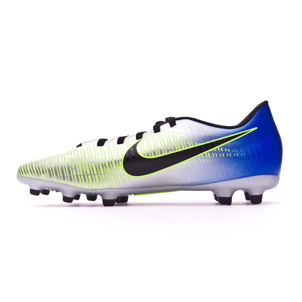 ... Bota Mercurial Vortex III FG Neymar Racer blue-Black-Chrome-Volt.  CATEGORY. Football boots · Nike football boots d8216793712