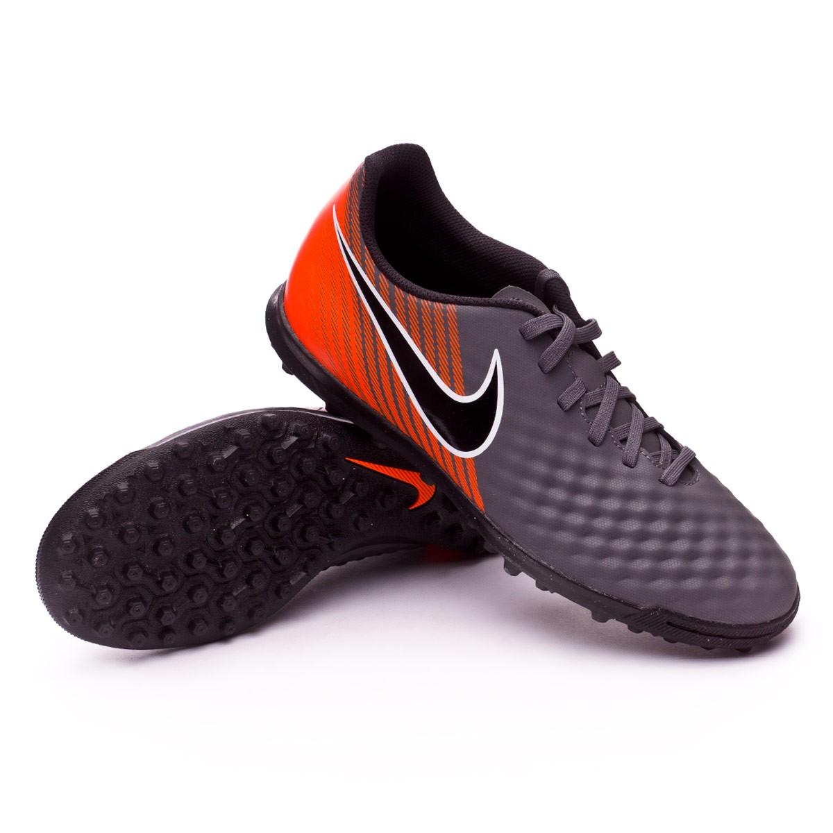 low priced 0a642 13109 Zapatilla Magista ObraX II Club Turf Dark grey-Black-Total orange-White