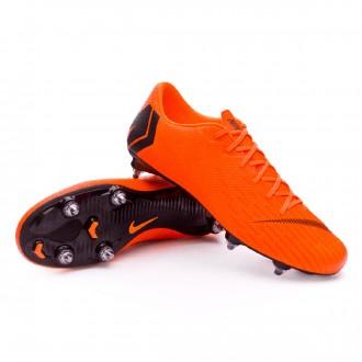 Chuteira  Nike Mercurial Vapor XII Academy SG-Pro Total orange-Black-Volt