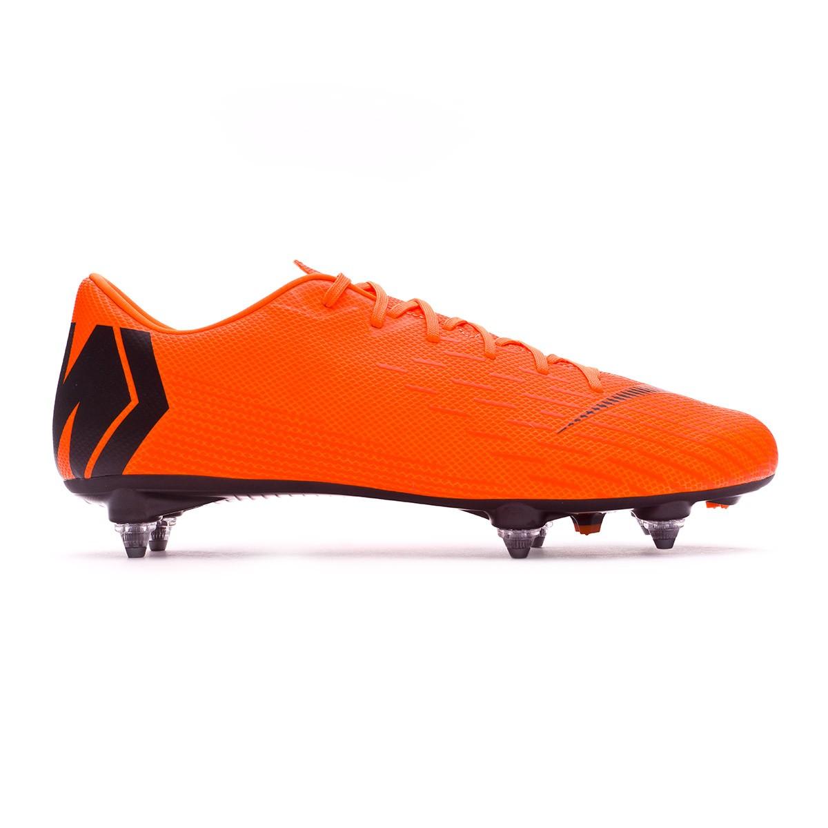 c4b17b06fea Football Boots Nike Mercurial Vapor XII Academy SG-Pro Total  orange-Black-Volt - Football store Fútbol Emotion