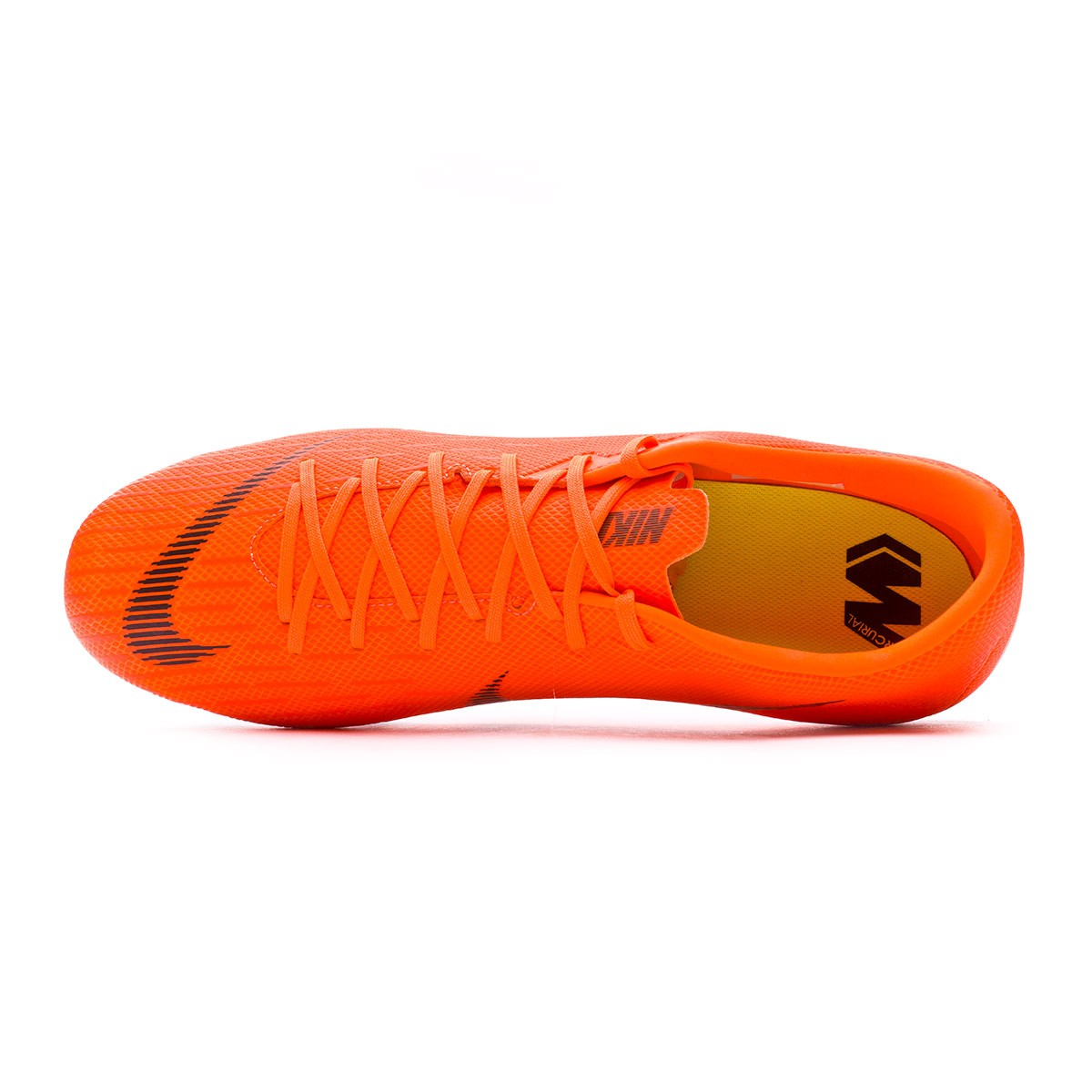 bb25ca4b0 Football Boots Nike Mercurial Vapor XII Academy SG-Pro Total orange-Black-Volt  - Football store Fútbol Emotion