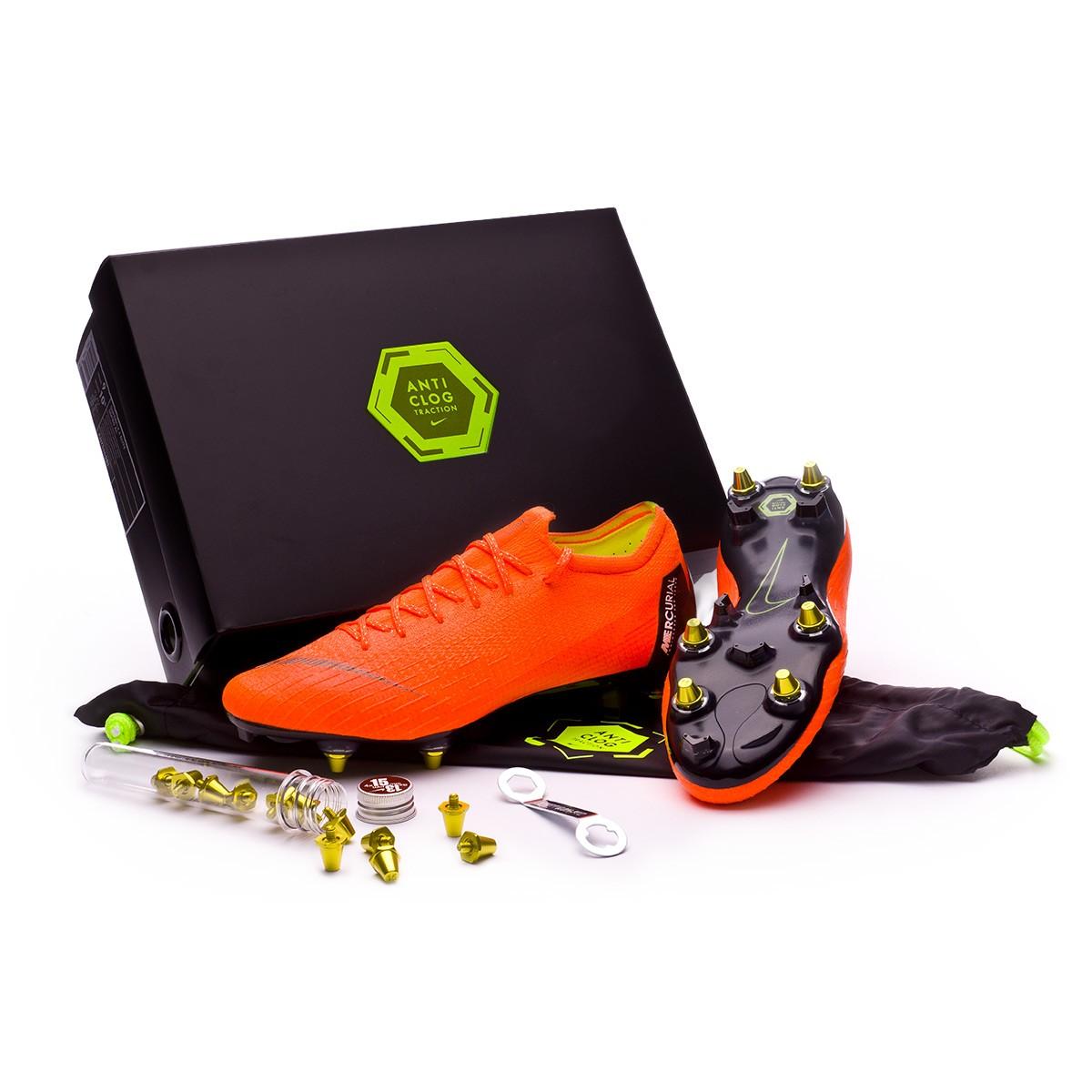 best cheap 1e65e 16893 Nike Mercurial Vapor XII Elite SG-Pro Anti-Clog Football Boots
