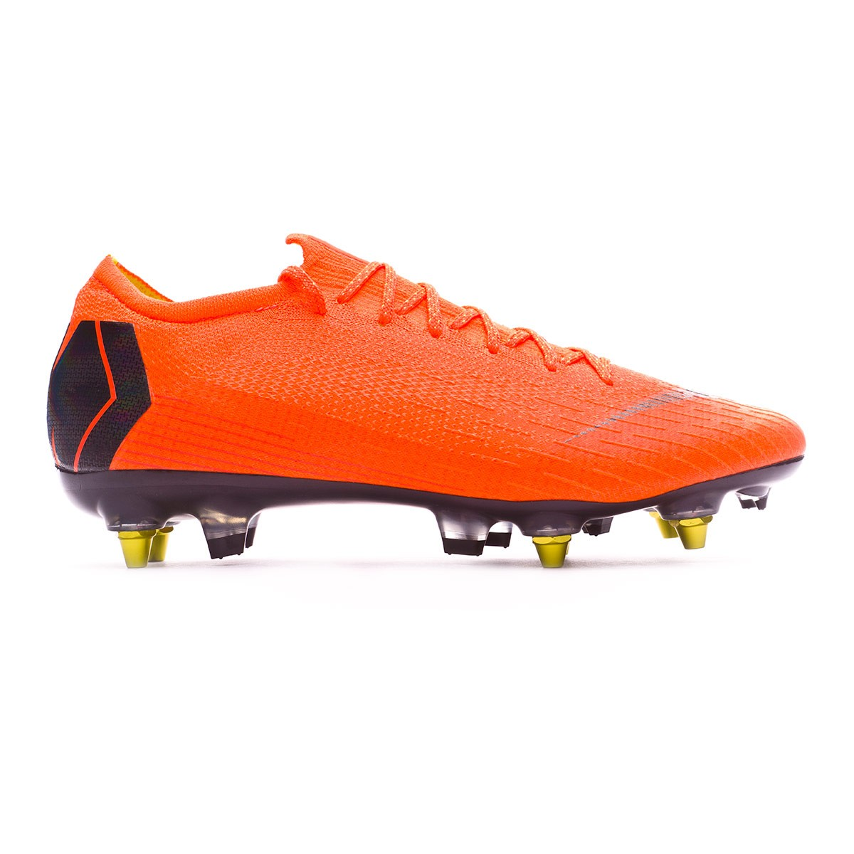 buy popular 9df20 56f4f Scarpe Nike Mercurial Vapor XII Elite SG-Pro Anti-Clog Total  orange-Black-Volt - Negozio di calcio Fútbol Emotion
