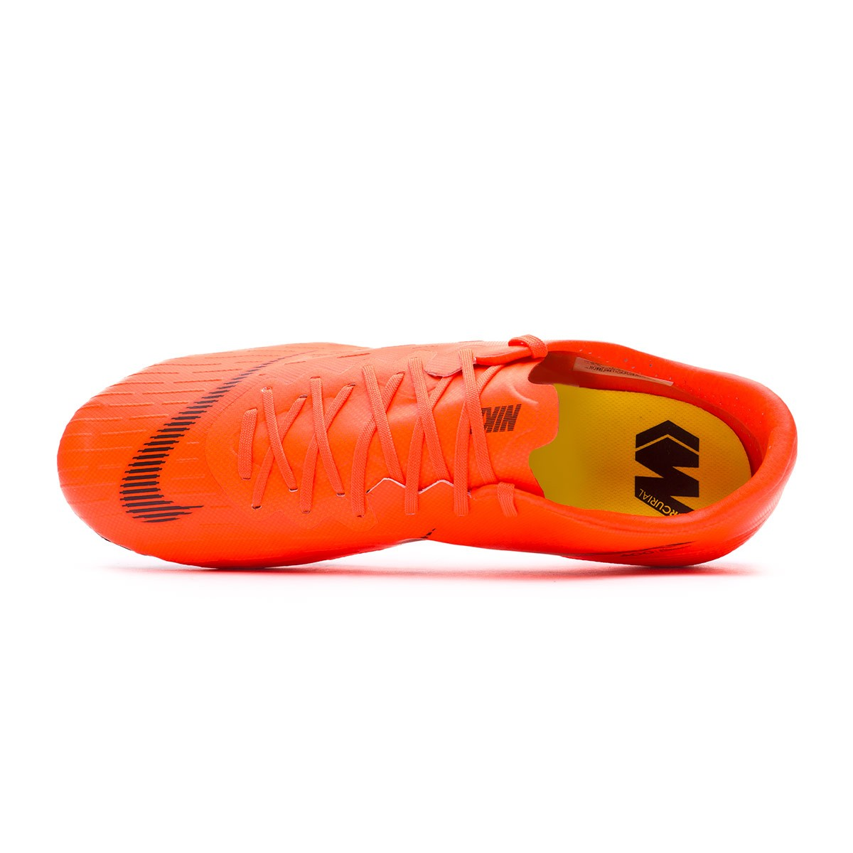buy online 85017 8444e Football Boots Nike Mercurial Vapor XII Pro FG Total orange-Black-Volt -  Football store Fútbol Emotion