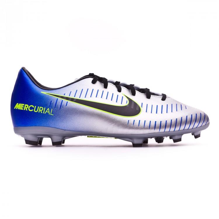 00d27f927bc Football Boots Nike Kids Mercurial Victory VI FG Neymar Racer blue ...