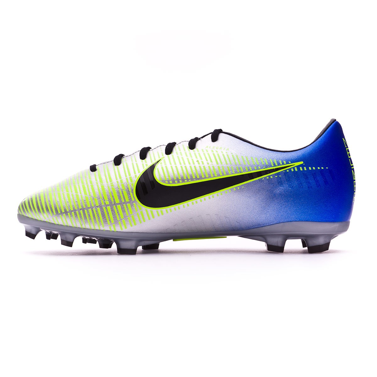 Bota de fútbol Nike Mercurial Victory VI FG Neymar Niño Racer  blue-Black-Chrome-Volt - Tienda de Fútbol. Soloporteros es ahora Fútbol  Emotion