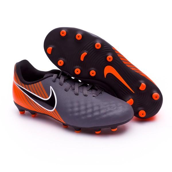 f1c3e2139 Boot Nike Kids Magista Obra II Club FG Dark grey-Black-Total orange-White - Soloporteros  es ahora Fútbol Emotion