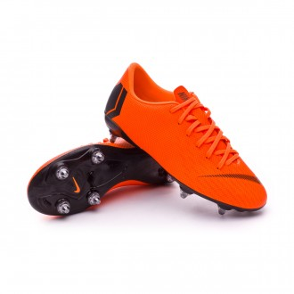 Scarpa  Nike Mercurial Vapor XII Academy GS SG-Pro Junior Total orange-Black-Volt