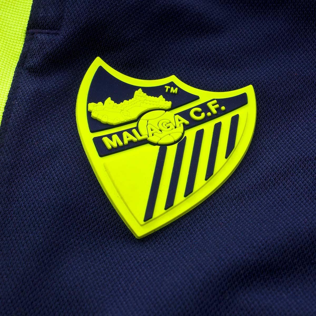 772301db4f816 Pantalón largo Nike Málaga CF Paseo 2017-2018 Niño Black-Volt - Tienda de  fútbol Fútbol Emotion