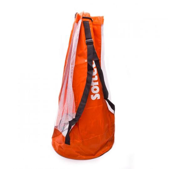 Saco  Jim Sports Porta-bolas Laranja