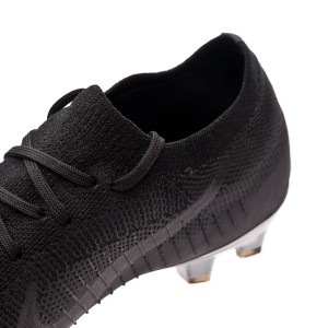 Bota de fútbol Nike Mercurial Vapor Flyknit Ultra FG Black-Black ... 92a5e1416c1fe