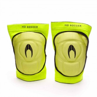 Knee pads  HO Soccer Covenant Fluor Lime
