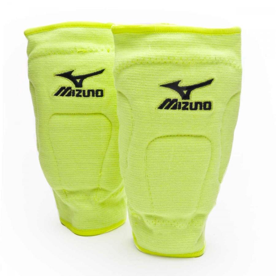 c77616832acf Knee pads Mizuno VS1 Safety yellow-Navy - Football store Fútbol Emotion