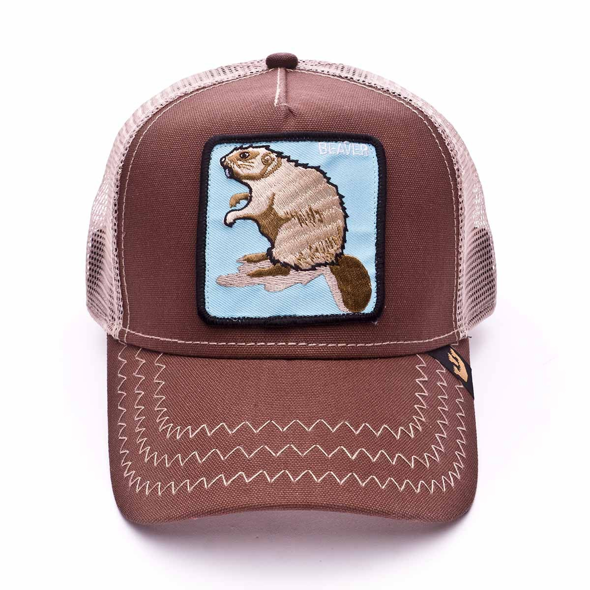 8c729674 Cap Goorin Bros Beaver Brown - Football store Fútbol Emotion