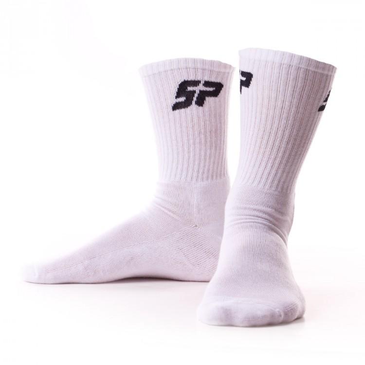 Pack SP 3 calcetines Media Caña Blanco - Soloporteros es ahora ... ea05250465c