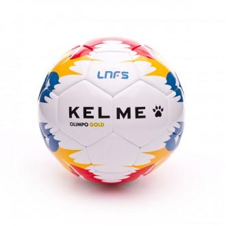 82731d5de Ball Kelme Olimpo Gold Réplica LNFS 2016-2017 White
