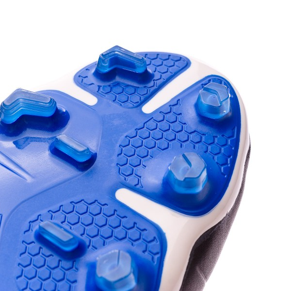 ee63b7124dc Football Boots Nike Hypervenom Phantom III GX SE FG Black-Game royal-White  - Football store Fútbol Emotion