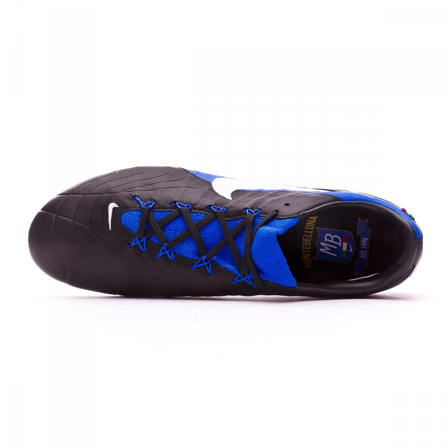 cbf849d9a05 Football Boots Nike Hypervenom Phantom III GX SE FG Black-Game royal-White  - Tienda de fútbol Fútbol Emotion