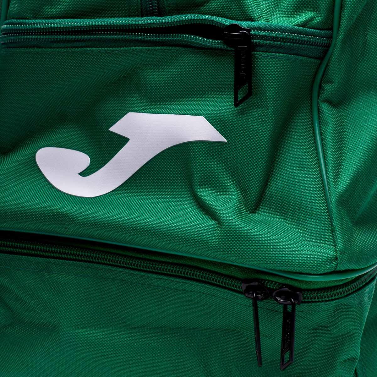Joma Football Training III  Medium Sports Bag Green