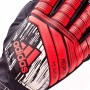 Guante Predator Fingersave Manuel Neuer Niño Solar red-Black-Silver metallic