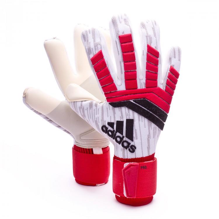 dde17ac75ac9 Glove adidas Predator Pro Real coral-Black-White - Leaked soccer