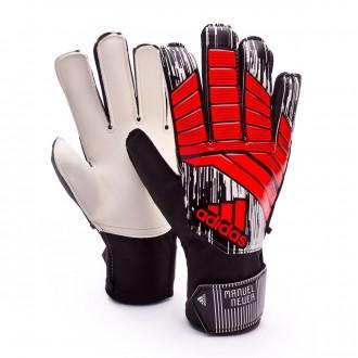 Luvas  adidas Predator Manuel Neuer Crianças Solar red-Black