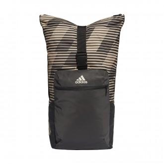 Mochila  adidas FS BP Black-Raw gold