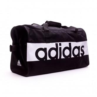 Bolsa  adidas Linier PER TB M Black-White