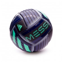 Ball adidas Messi Unity ink-Black-High green - Football store Fútbol ... d427c8accaea6