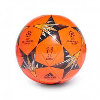 Balón  adidas Finale Kiev Capitano Solar red-Black