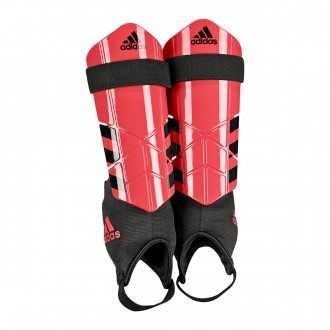 Shinpads  adidas Ghost Club Real coral-Core black