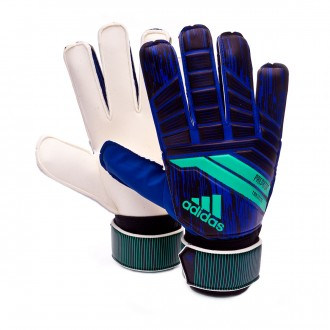 Guante  adidas Predator Training High blue-Unity ink-High green