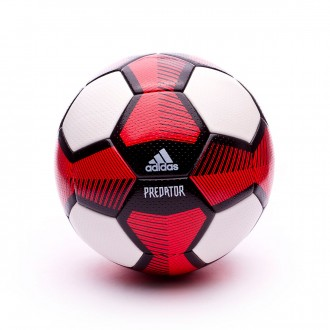 Balón  adidas Predator Competition Black-White-Real coral