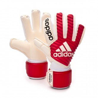 Guante  adidas Classic League Real coral-White