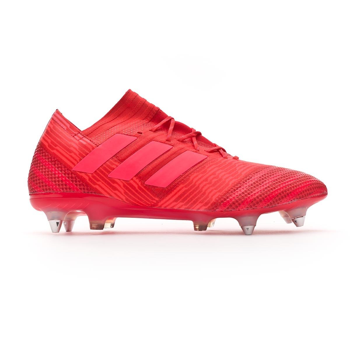 247ad7968 Football Boots adidas Nemeziz 17.1 SG Real coral-Red zest - Tienda de  fútbol Fútbol Emotion