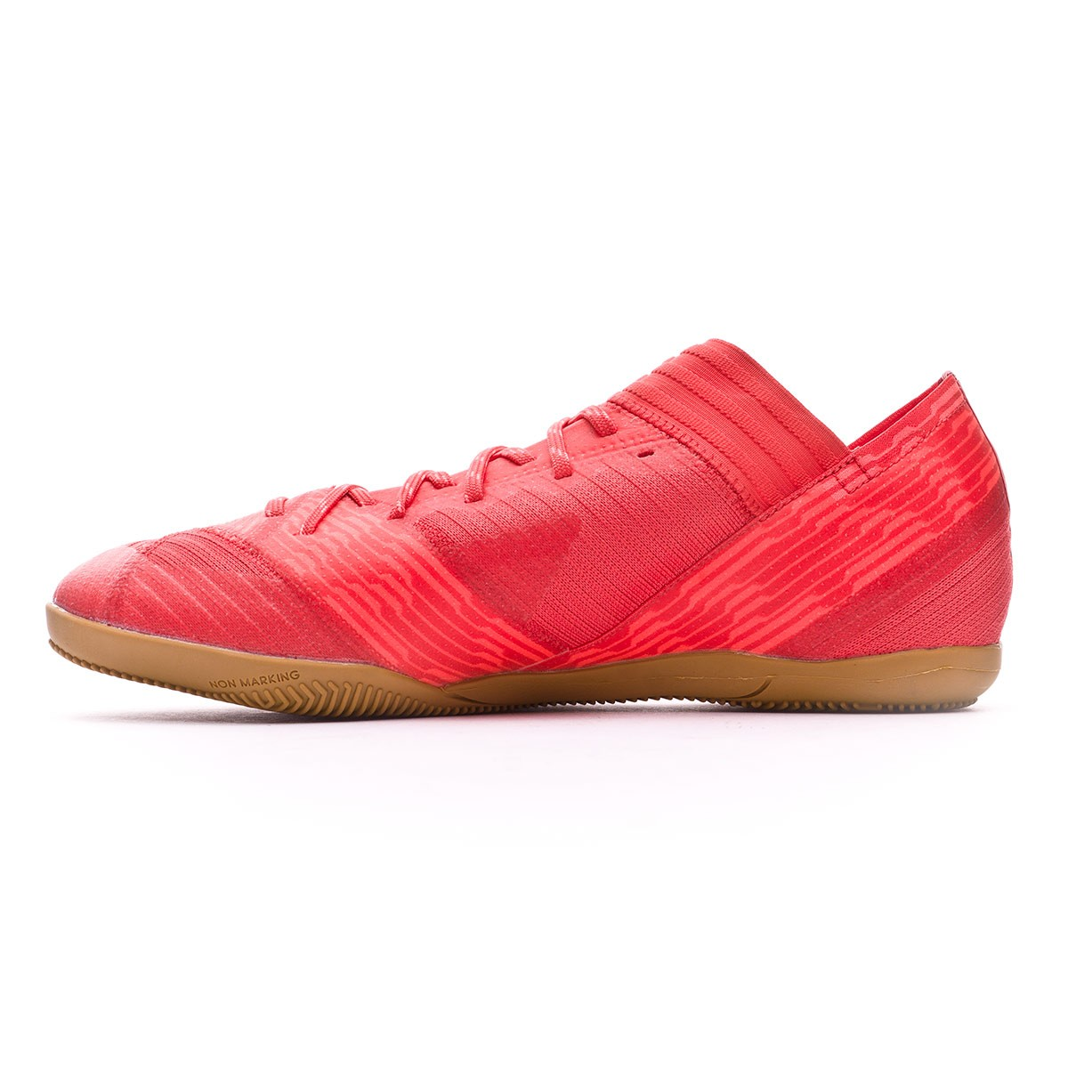 brand new 0c722 36843 Zapatilla adidas Nemeziz Tango 17.3 IN Real coral-Red zest-Real coral -  Soloporteros es ahora Fútbol Emotion