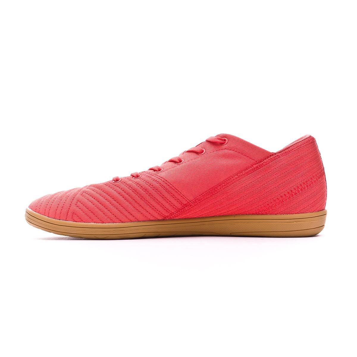 factory authentic d269d a6b54 Futsal Boot adidas Nemeziz Tango 17.4 IN Sala Real coral-Red zest - Tienda de  fútbol Fútbol Emotion