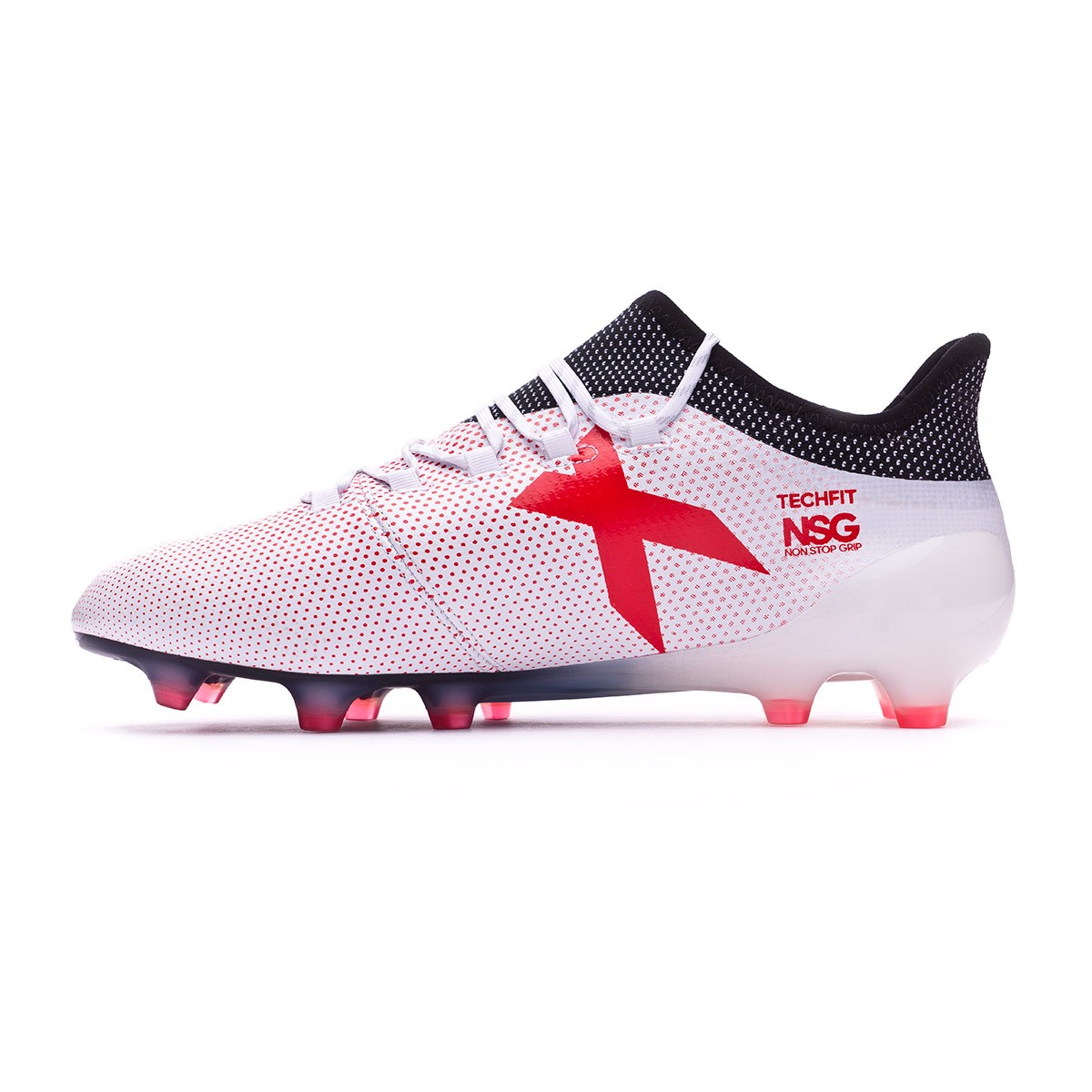 a6ea538d313 Boot adidas X 17.1 FG Grey-Real Coral-Core Black - Soloporteros es ahora  Fútbol Emotion