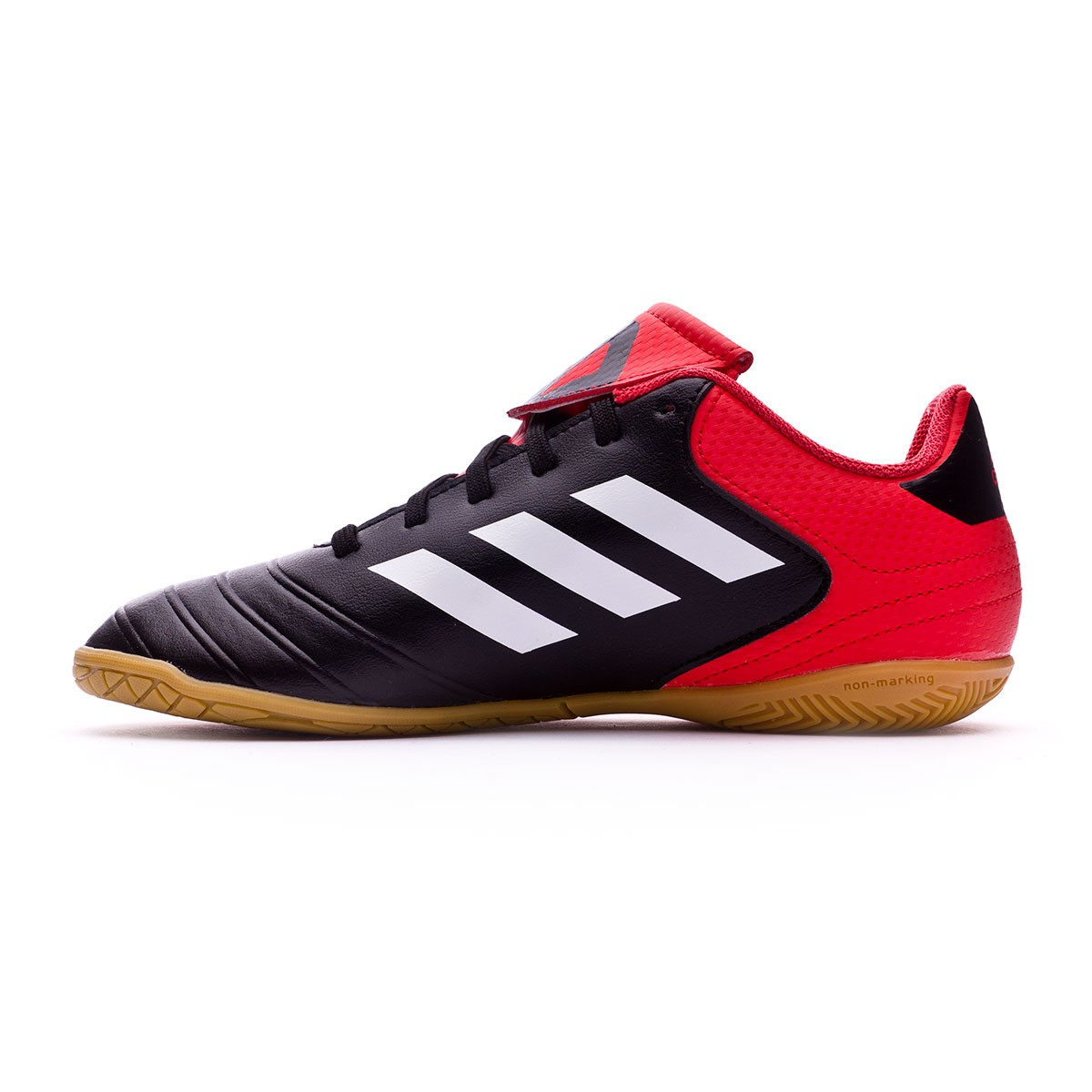 the best attitude 241f4 ac99e Futsal Boot adidas Copa Tango 18.4 IN Niño Core black-White-Real coral -  Soloporteros es ahora Fútbol Emotion