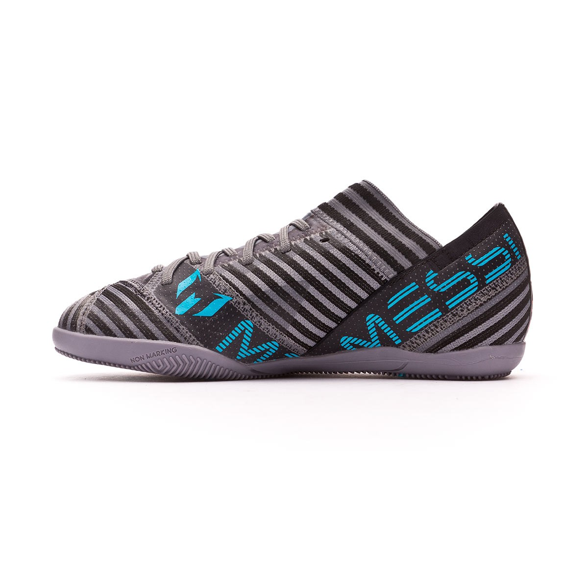 arrastrar Armario Buscar  Futsal Boot adidas Kids Nemeziz Messi Tango 17.3 IN Grey-White-Core black -  Football store Fútbol Emotion